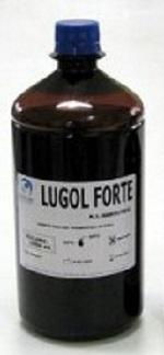 Lugol Forte para Teste de SCHILLER 1000ml