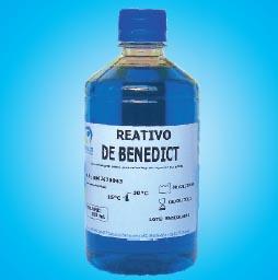 Reativo de Benedict  500ml