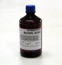 Álcool Ácido 3% Descorante para ZIEHL  500ml