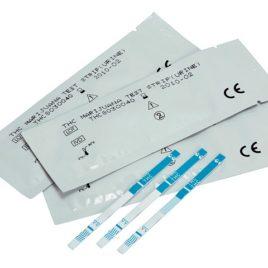Teste  Rapido de Maconha THC na Urina  com 25 Tiras