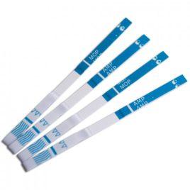 Teste Toxicológico ANFETAMINA (AMP) na urina  Kit com 25 tiras