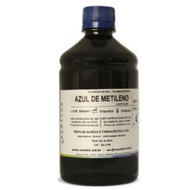Azul de Metileno Loeffler  500ml